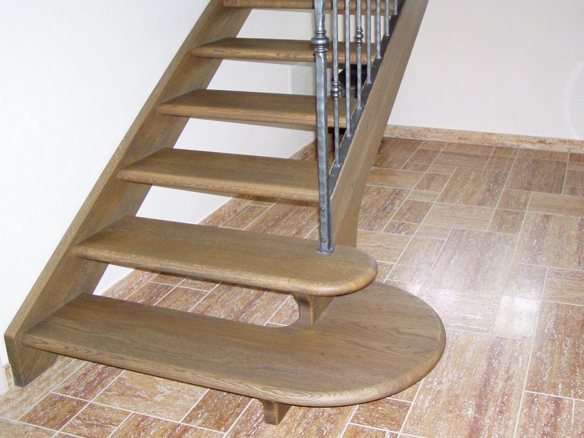 VenetoCasa Scale - Scala a giorno per interni in legno S51