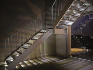 Luci per scale interne per scale interne idee originali con luci