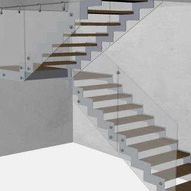 Immagini di scale interne scale interne parapetti in vetro with immagini di scale interne - Progetto scale interne ...