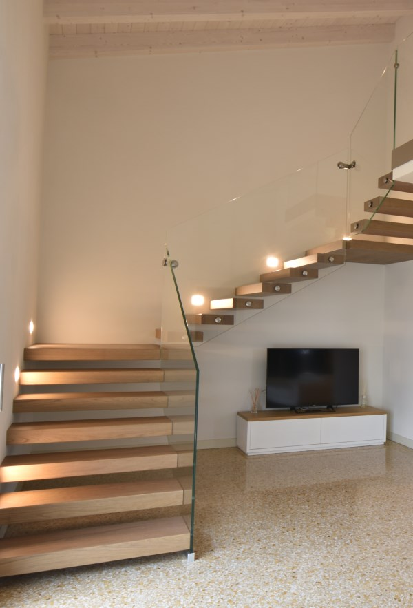 Famoso VenetoCasa Scale - Home UJ34
